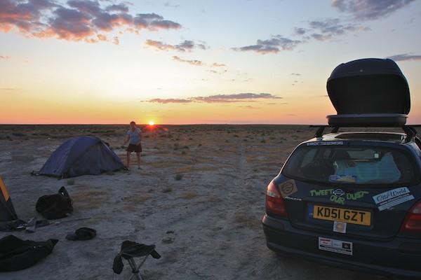 camping-kazakhstan-mongol-rally