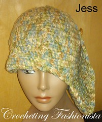 "Crochet Hat with a side Flap • <a style=""font-size:0.8em;"" href=""http://www.flickr.com/photos/66263733@N06/6031246876/"" target=""_blank"">View on Flickr</a>"