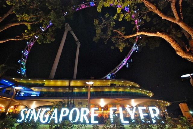 Singapore Flyer 新加坡摩天轮