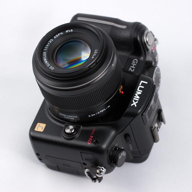 Leica DG Summilux 25mm F1.4 ASPH