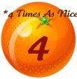 4 times as nice