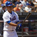 Ruben Tejada at the plate