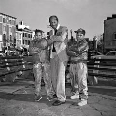 """We're Stylin' On You"", Dupont Circle, Washington, DC (Gerald L. Campbell) Tags: street urban blackandwhite bw washingtondc blackwhite dc washington trix streetphotography dcist mamiya6 dupontcircle urbanphotography 500x500 4tografie minoltamultiproscanner 75mmmamiyalens"