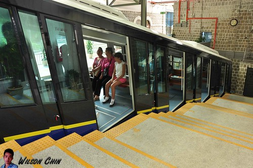 modern train system