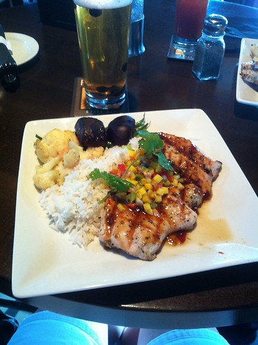 Grilled Chicken Breast by raise my voice