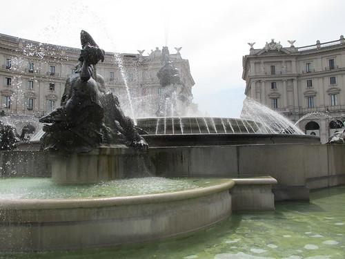 Rooma ja purskkaevud by elviina