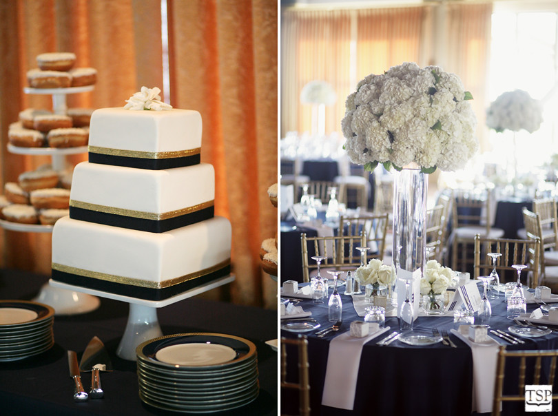 Pure Bliss Deserts Cake and Steven Moore Designs Tables