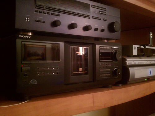 400 CD Changer