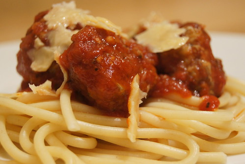 Italian Meatballs - recipe
