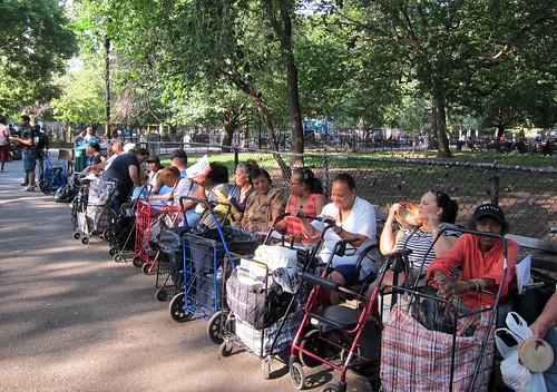 Tompkins Square Cart