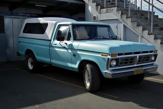 ford utility 1976 f250