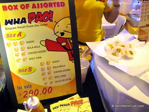 Wha Pao Siopao