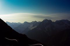 Di_9 (om_foto) Tags: sky mountains color night kodak russia moonlight zuiko om1 startrails portra160vc 352 digoria