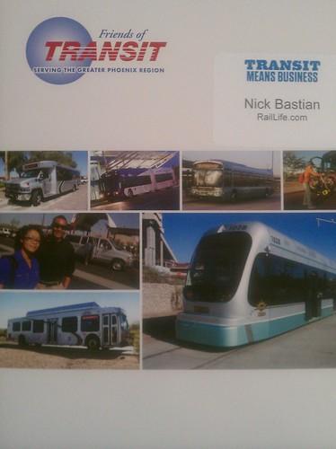 Friends of Transit Conference Phoenix AZ