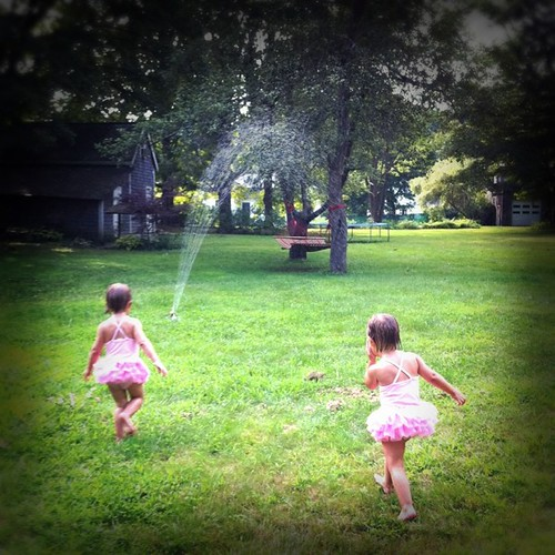 Tutu sprinkler time