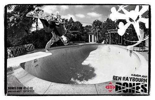 Ben Raybourn BONES Ad by Daniel.Covarrubias