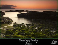 Dimming of the day (kgorka) Tags: canon atardecer agua sigma cielo kata 1020 bizkaia hitech euskadi rocas manfrotto verdin polarizador zierbena lastron eos7d gorkabarreras