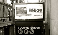 HBO GO in Manhattan
