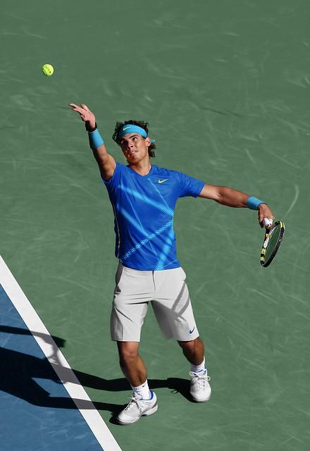 Rafael Nadal Nike outfit