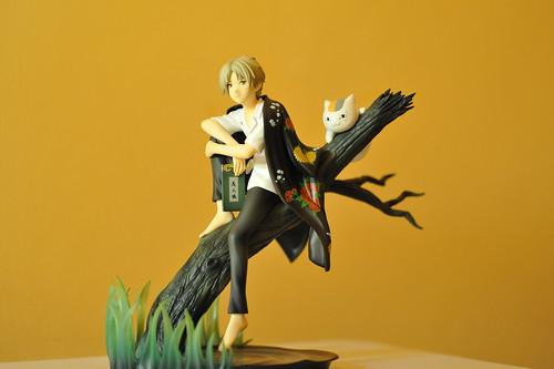 Natsume Takashi (Natsume Yuujinchou) figure by Alter.