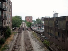 20030707 32 St. Charles Air Line (davidwilson1949) Tags: railroad chicago illinois illinoiscentral stcharlesairline