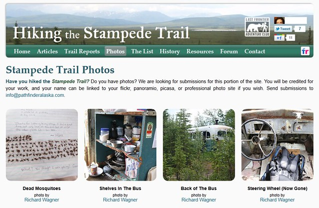 stampede trail