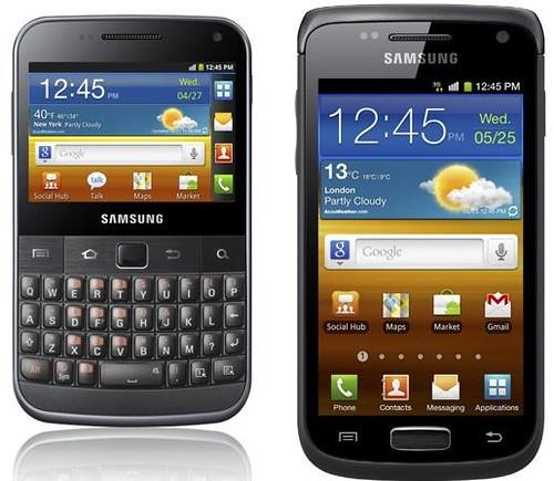 new Samsung Galaxy lineup