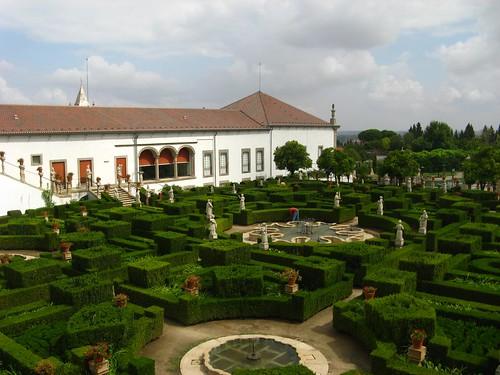 Jardim do Paço; Castelo Branco