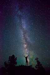 self portrait near great basin national park (tmo-photo) Tags: night stars nightscape milkyway earthandspace flickrslegend peopleandspace competition:astrophoto=2012