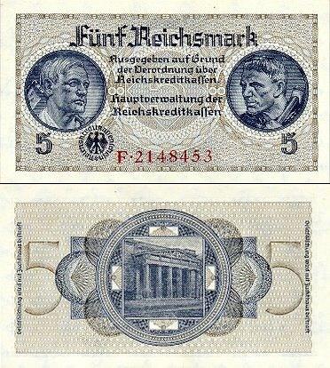 5 Mariek Nemecko - okupované územia 1940-45