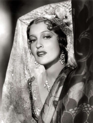 Movie Star Jeanette MacDonald 1937 by Jack's Movie Mania