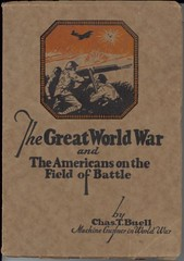 The great World War and the Americans on the field of battle