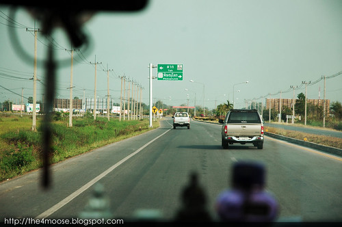 Sukhothai to Phitsanulok