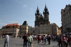 """Old Town Square (Staroměstské náměstí), Prague (Prag/Praha) • <a style=""""font-size:0.8em;"""" href=""""http://www.flickr.com/photos/23564737@N07/6082620295/"""" target=""""_blank"""">View on Flickr</a>"""