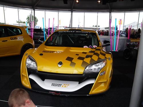 Mégane Trophy V6