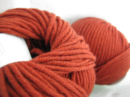 Autumn yarn