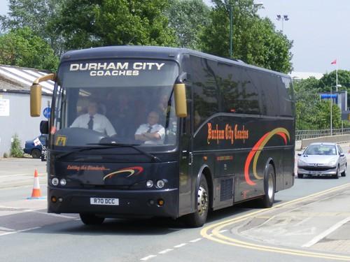 Flickriver Photoset Durham City Coaches Brandon Co Durham