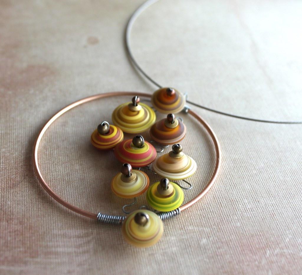 AUGABS - Rolling Round Pendant