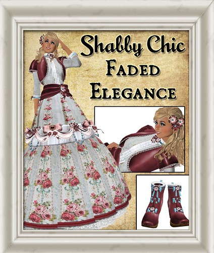 Shabby Chic Faded Elegance by Shabby Chics