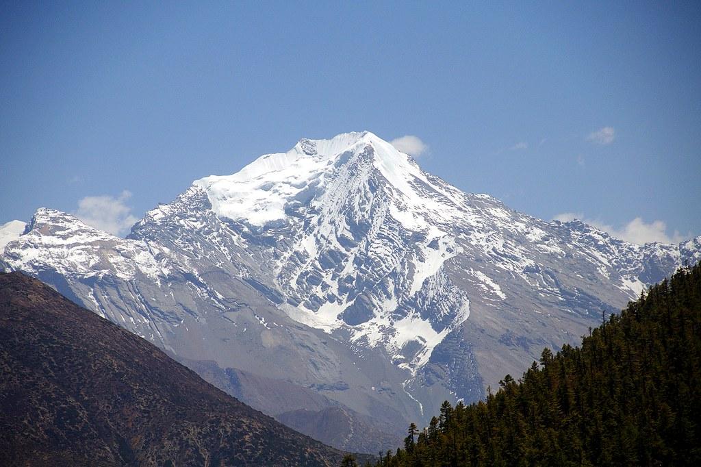 Pisang Peak, 6091 m