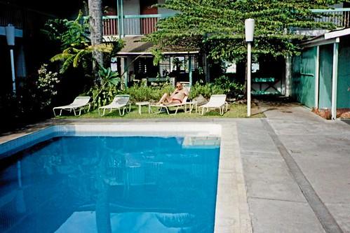 Rabaul Travelodge 1989
