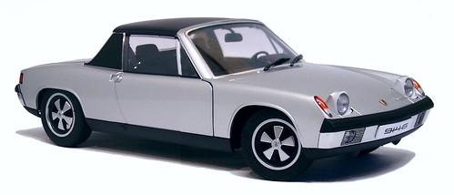 Autoart VW 914 fari-tetto