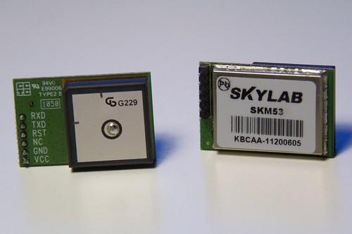 SKYLAB SKM53 front & back