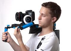 product tip for stabilized focusing (redrockmicro) Tags: canon handheld redrock dslr redrockmicro shouldermount hdslr nikonredrockmicro