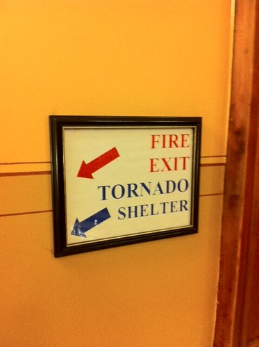 Tornado Shelter in Topeka