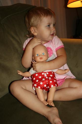 doll diaper 2