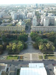 """View from Palace of Culture and Science (Pałac Kultury i Nauki), in Warsaw (Warszawa) • <a style=""""font-size:0.8em;"""" href=""""http://www.flickr.com/photos/23564737@N07/6105880998/"""" target=""""_blank"""">View on Flickr</a>"""