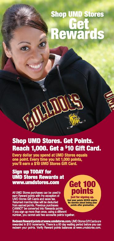 MBS Foreword Online - UMD Stores Loyalty Program