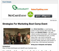 network marketing lead