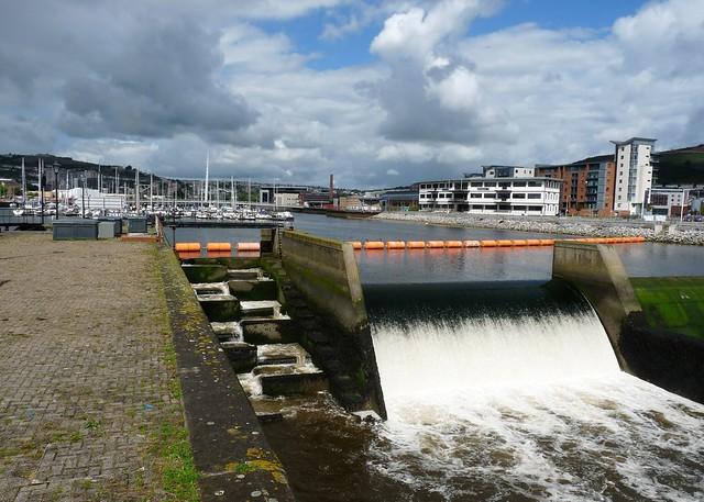 24895 - Swansea Barrage